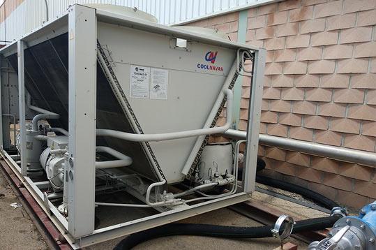 ADIOS R22 Alquiler de Enfriadoras de Agua